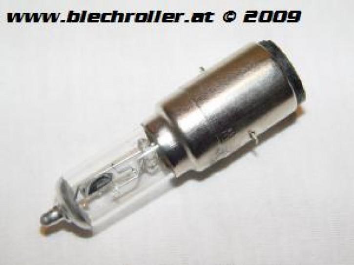 Halogenlampe 6V 25/25W, Sockel: BA20D - für Scheinwerfer