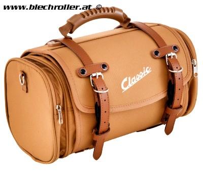"""Tasche/Koffer """"Classic"""" klein, für Gepäckträger - Braun"""