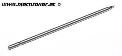 Schwimmernadel DELL'ORTO für Vergaser TA 17A/B, TA 18C/D/E für Vespa 98/125 V1-33/U/VM/VN/150 VL1