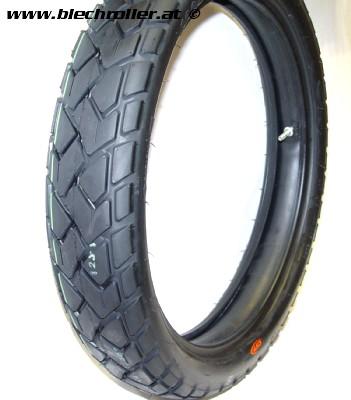 Brixton Reifen vorne 100/90-18 56 S, für Cromwell/BX 125/250 und passt auch auf Felsberg