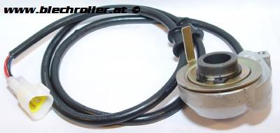 Tachoantrieb für Digitaltachometer KSR Moto/Koso mit Kabel