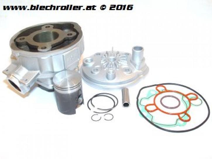 Zylinder mit Kopf 50ccm Guß Generic Trigger, KSR Moto TR50 Serie und baugleiche