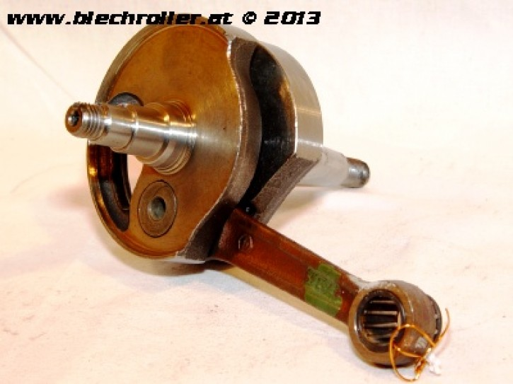 Kurbelwelle Vespa PK125 ETS/N/XL/XL2 - Langhub - Standard