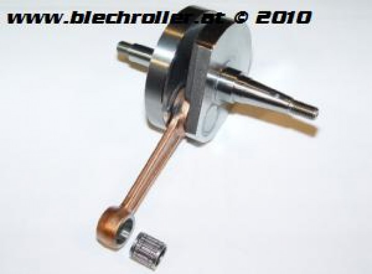 Kurbelwelle MAZZUCCHELLI Vespa 125/GT/Sprint/GTR etc. - kleiner Konus