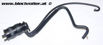 Aktivkohlefilter für Lambretta 125/200 V-Special Serie