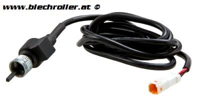 Geschwindigkeitssensor SIP für Drehzahlmesser/Tacho SIP für Vespa 125 GT/GTR/Super/TS/150 VBA/VBB/VGLA/GL/GS/Sprint/V/Super/160 S/180SS/Rally/P150S