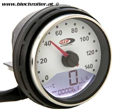 Drehzahlmesser/Tacho MFA SIP 2.0 für Vespa PK50-125/S/SS/Automatica