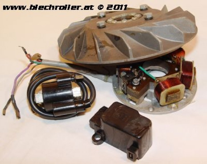 Zündung Elektronisch 12V 70W + CDI für Sprint/GTR/GT/VBA/VBB/VNA/VNB/GL - BAJAJ