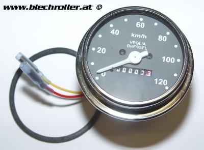 Tachometer für Vespa PK50-125/S/SS - 120km/h