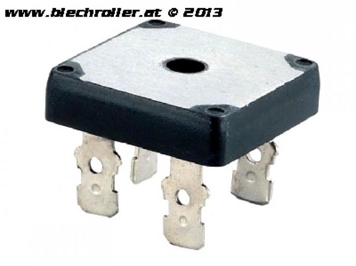 Gleichrichter 25A