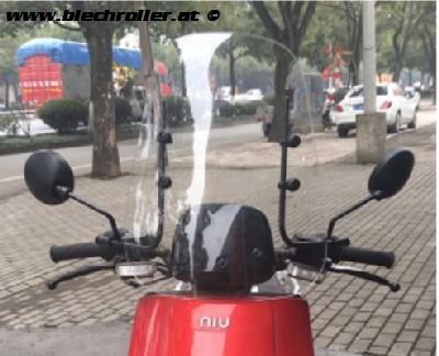 Windschild für NIU N1S