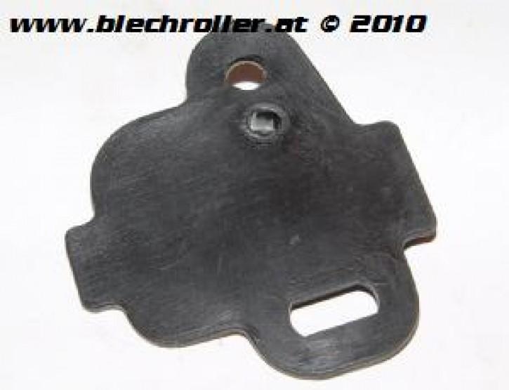Dichtung Bremslichtschalter Vespa GTR/GT/TS/Super/Sprint Veloce/Sprint/Rally180-200 - schwarz