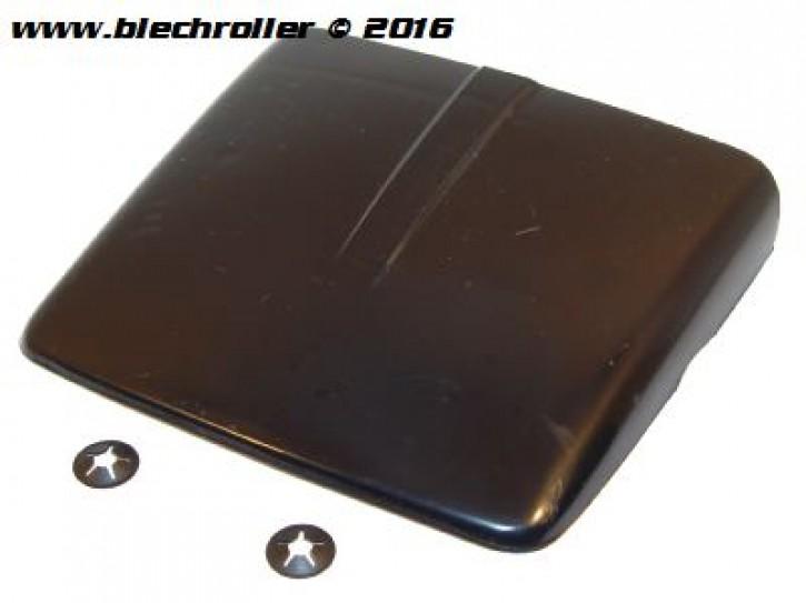 Rücklichtdeckel Sprint Veloce/Rally180-200/TS/GTR/GT/V50/PV dt. Modell - Schwarz