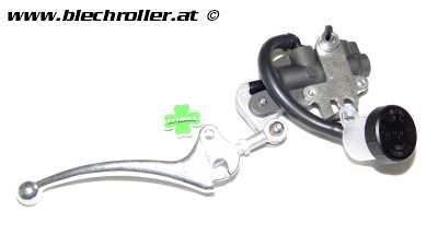 Hauptbremszylinder CRIMAZ zur Montage am Lenkerunterteil, für Vespa 125/PV/ET3/GT/GTR/Super/TS/150 Sprint/Super/180SS/Rally