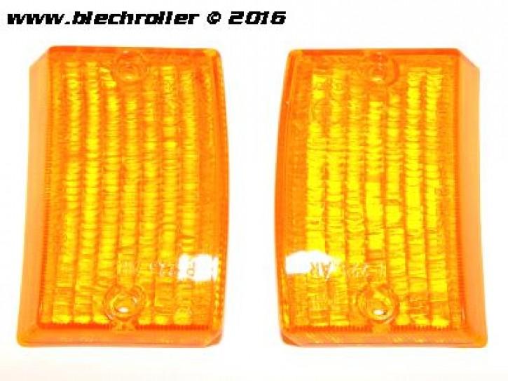 Blinkerglas Set PK/S/SS/Automatica - vorne links & rechts