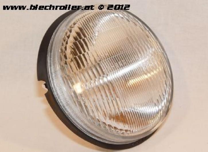 Scheinwerfer BOSATTA für Vespa PK50/S/XL/ N/Rush (I) - rund