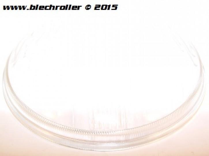 Scheinwerferglas SIEM für Vespa 125 GTR/TS/150 SprintV/180-200 Rally - ECHTGLAS