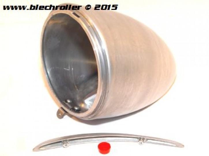 """Scheinwerfer Gehäuse """"Lampe unten"""" für Vespa 125 VM2/VN"""