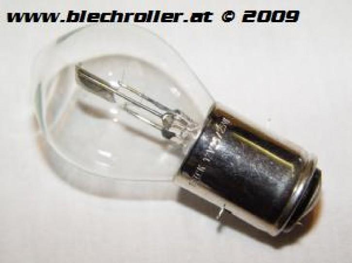 Biluxbirne 12V 25/25W, Sockel: BA20D - für Scheinwerfer