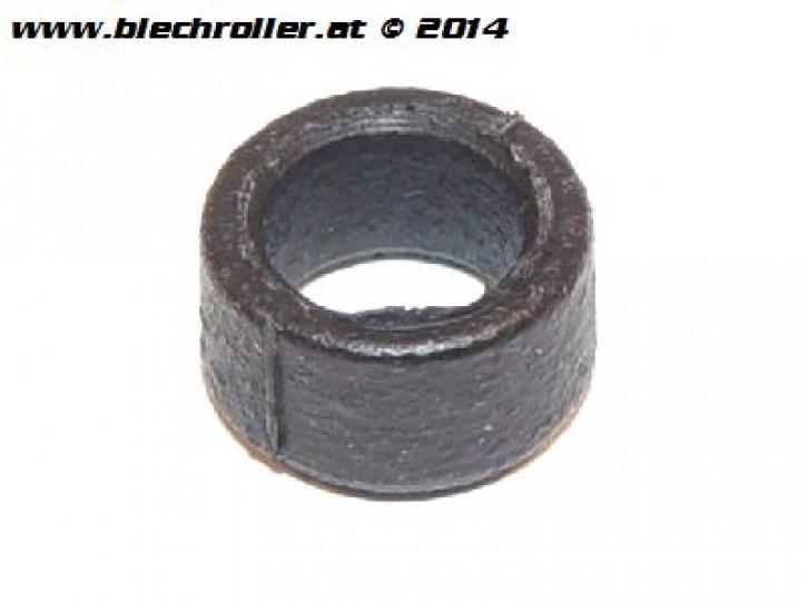 Gummi Durchgang/Halteblech Tachowelle für Vespa V50-125/Nuova/PV/ET3 /PK50(I)/100/S/SS/XL