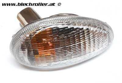 Blinker PIAGGIO vorne/rechts für Vespa ET2/ET4 50-150ccm - Weiß