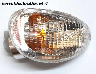 Blinker PIAGGIO hinten/rechts für Vespa ET2/ET4 50-150ccm - Weiß