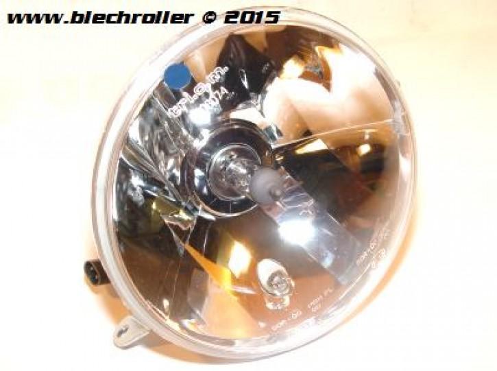 Scheinwerfer PIAGGIO für Vespa PX `98/MY/`11 / passt auch siehe Details ... - Rund