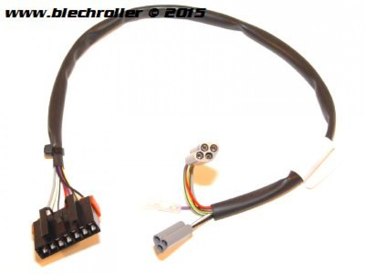 Kabelsatz Lenker/Tacho, für Vespa PX 125-200 E `98/MY/`11