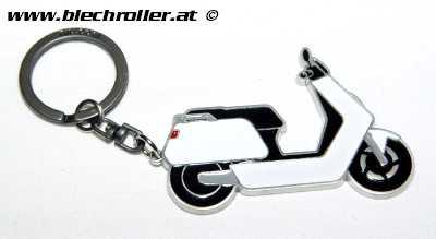 Schlüsselanhänger NIU N1 - WEISS