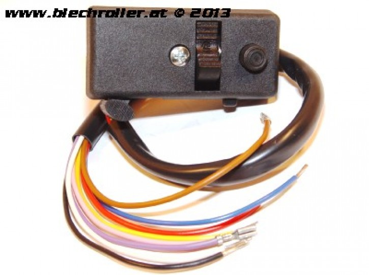 Lichtschalter für Vespa 50 Special/Spezial - Schließkontakt