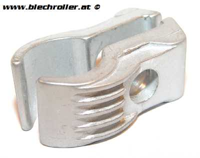 Klemmspiegelbefestigungskit Aluminium für Vespa Small u. Lage Frame