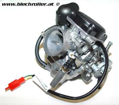 Vergaser KEIHIN CVK 2600A für Vespa ET4/LX 125/150ccm 4T AC