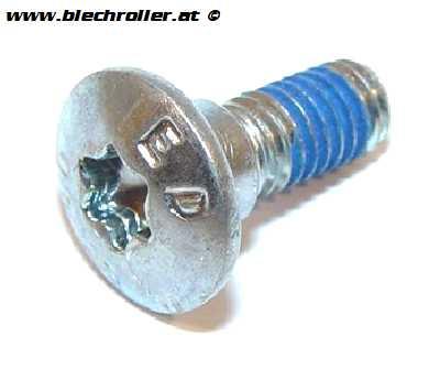 Schraube M6 x 20 mm Flachkopf / Dorx, abgesetzt für Rieju Bremsscheibe