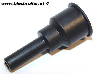 Öltank Verbindungsstück zum Ölpumpenschlauch für KSR MOTO TR 50 Serie, Generic Tigger 50 Serie und baugleiche Bikes