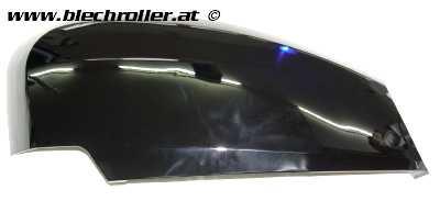 Seitenverkleidung links für Lambretta V-Special - Farbe: Schwarz glänzend