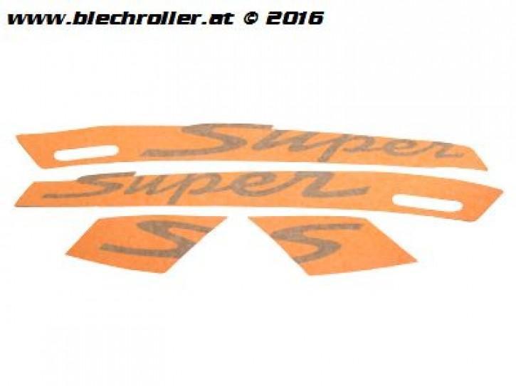 Aufkleberdekorset PIAGGIO für Vespa GTS Super Sport 125/300ccm