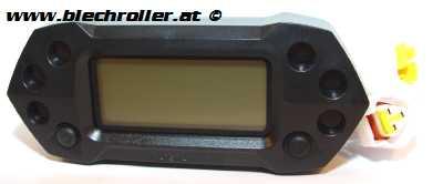Tachometer Digital für KSR Moto TR 50 Comp. von Koso