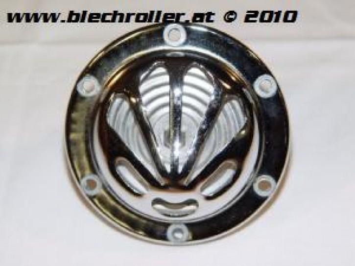 Hupe Vespa 150/T2/T3/T4/GL/GS/160 GS/180 SS, chrom, Repro,VBA1T/VBB1T/VS2-5T