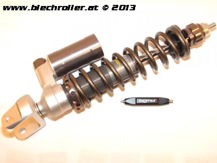 * Stoßdämpfer BGM PRO SC/F12 hinten für Vespa 50-125/PV/ET3 /125 VNB4T-TS/ 150 VBB2T -Super/160 GS 2 Serie/180 SS /Rally/PE/PX/T5
