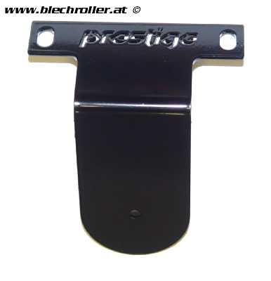 Pickerlhalter für §57a Plakette Vespa GT/GTS/GTV 125/300 - schwarz