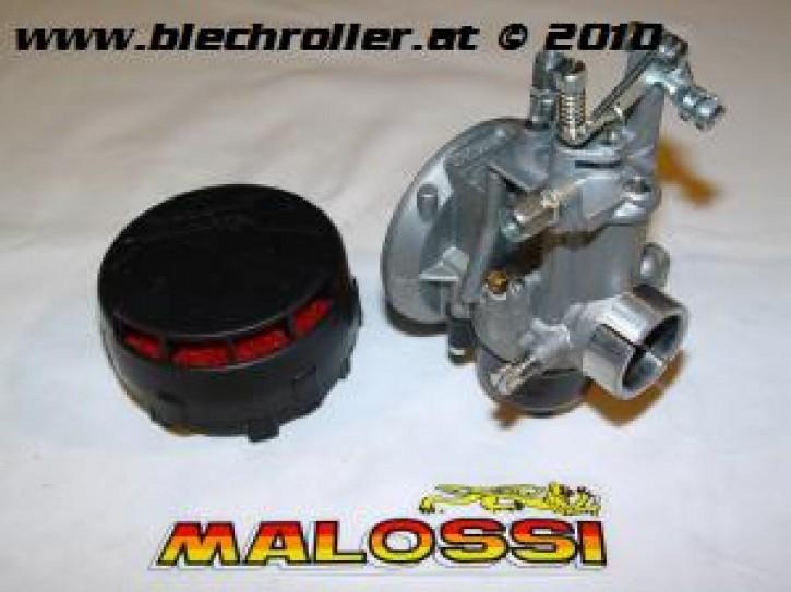 Vergaser DELLORTO SHBC 20.20E mit MALOSSI Luftfilter