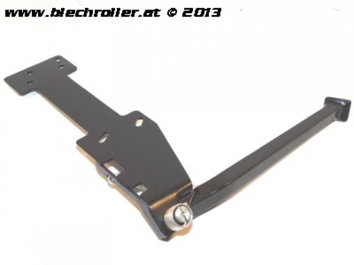 Seitenständer Vespa PK50-125/S/XL/XL2/ PX80-200/PE/ Lusso/´98/MY/`11/ T5 - Schwarz