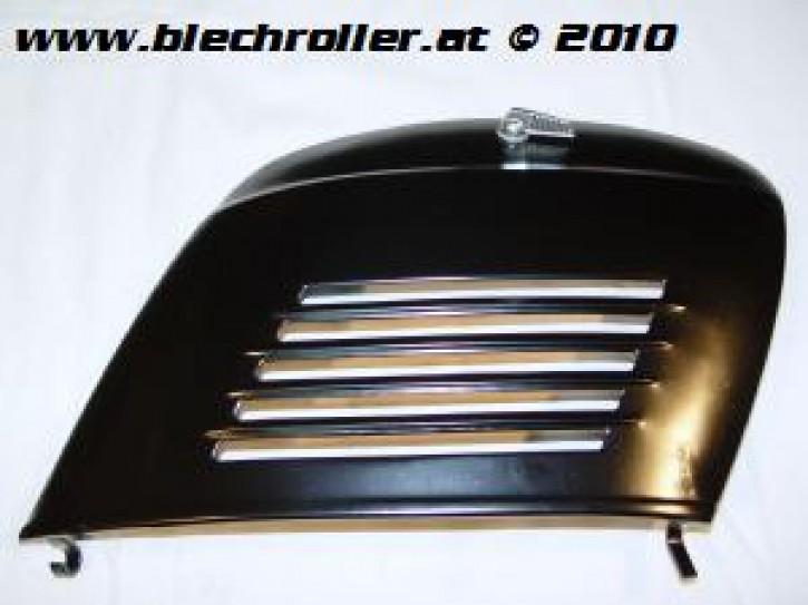 Seitendeckel V50/PV/ET3, schwarz