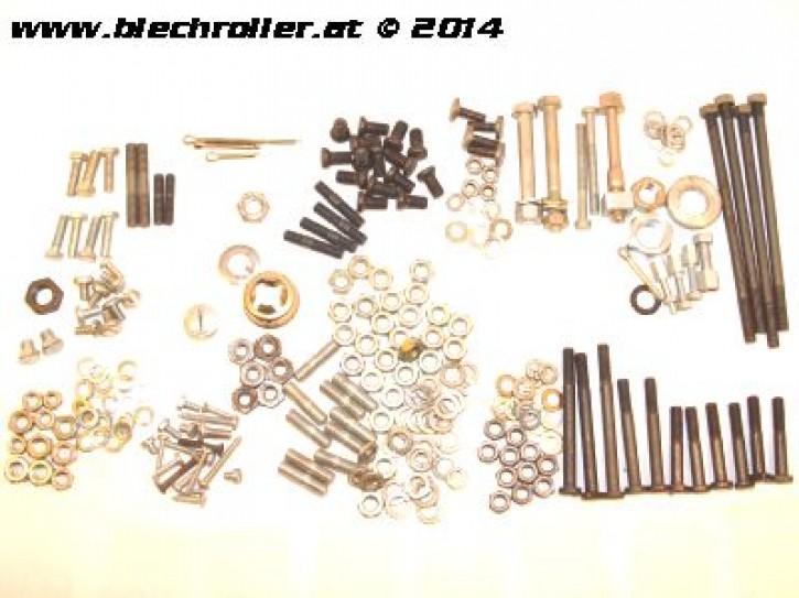Schrauben KIT Motor und Rahmen für Vespa 50-125/PV/ET3