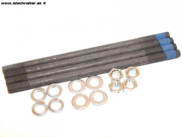 Zylinderstehbolzen Satz M7x140mm