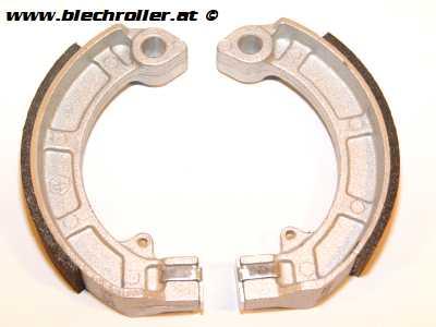 Bremsbacken PIAGGIO für VESPA PX (vh), PK (vh), T5 125cc (vh), Rally (h), Sprint (h), TS125 (h), GT125 (h), GL150 (h), SS180 (h), GS160 (h), GS