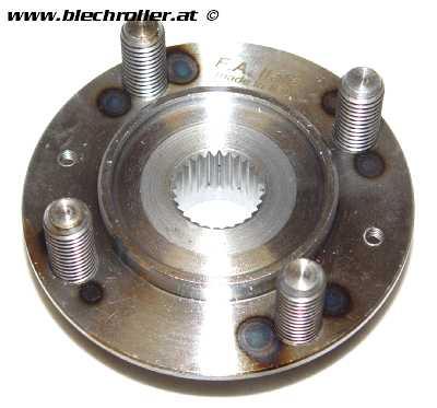 Bremstrommelaufnahme hinten für Vespa 125 VNA/VNB1-2/150 VBA/VBB ->71000