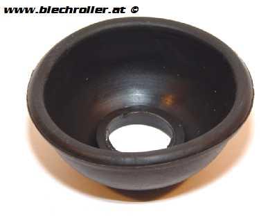 Gummikappe Zündkerzenstecker/Zylinderhaube -LAMBRETTA- J50, J100, J125, J50 DeLuxe, J50 Special, Lui 50 C/CL, Lui 75 S/SL