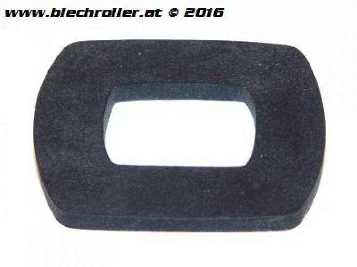 Gummi Rahmen/Bremspedal -LAMBRETTA- Lui 50 C/CL, Lui 75 S/SL