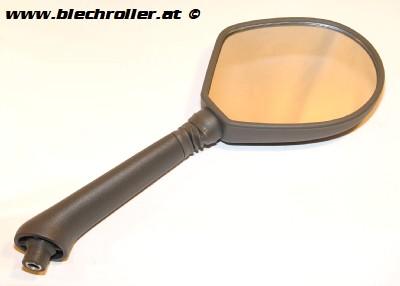 Spiegel Rechts für Vespa PKXL FL/HP/ N/XL2/Automatica - Schwarz